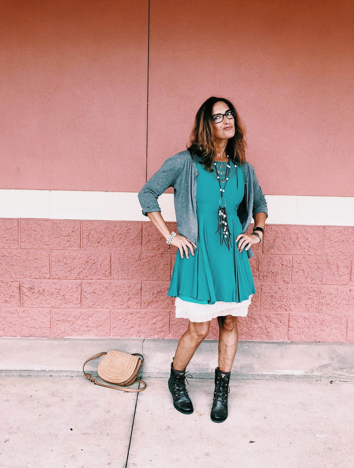 Who Will Be Your Next Muse & The Cutest Turquoise Dress