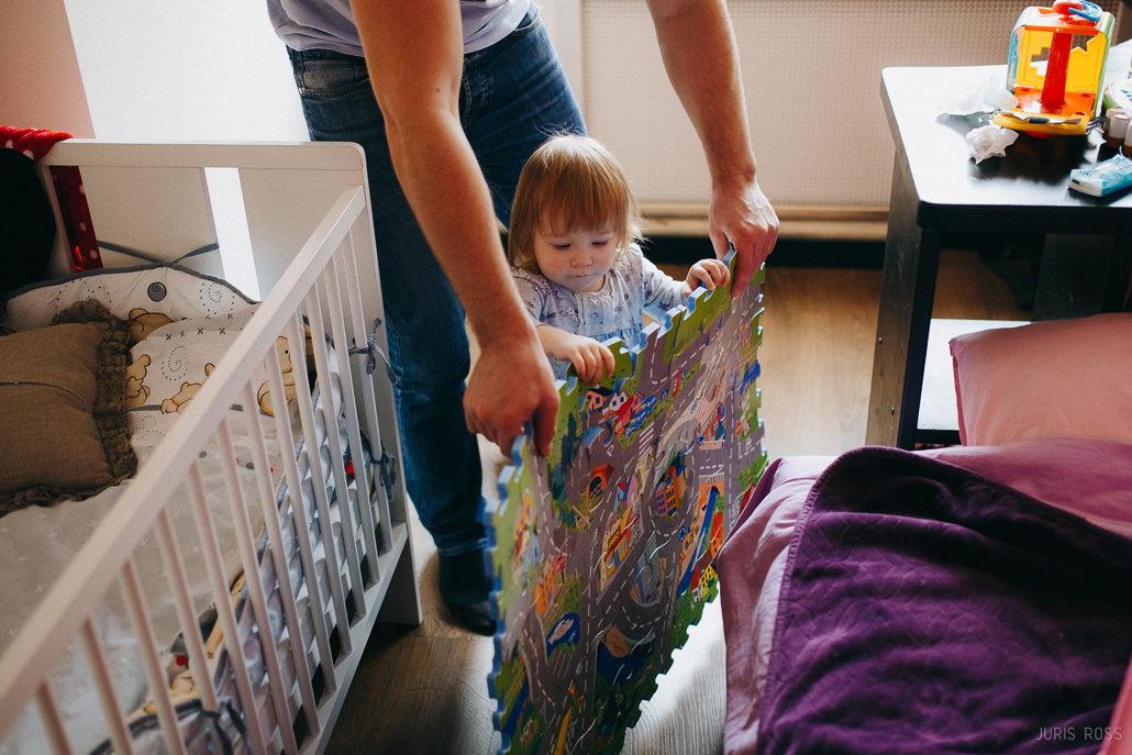 bērnu paklāji puzles
