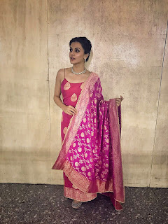 Taapsee Pannu in Anaqa Jewels