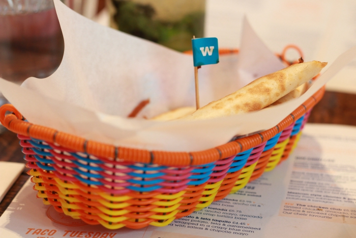 Wahaca onion intolerance review