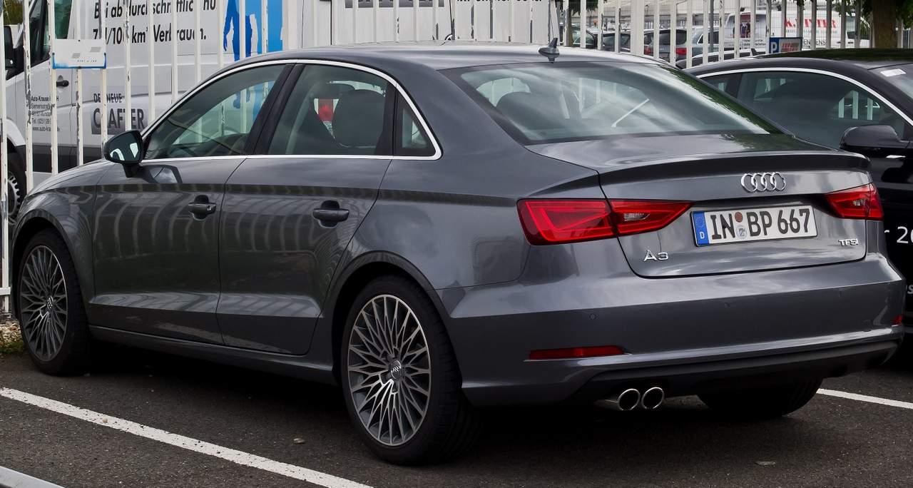 AceleraçãoMaxima: Audi A3 Sedan E Suv Q3 Serão Fabricados