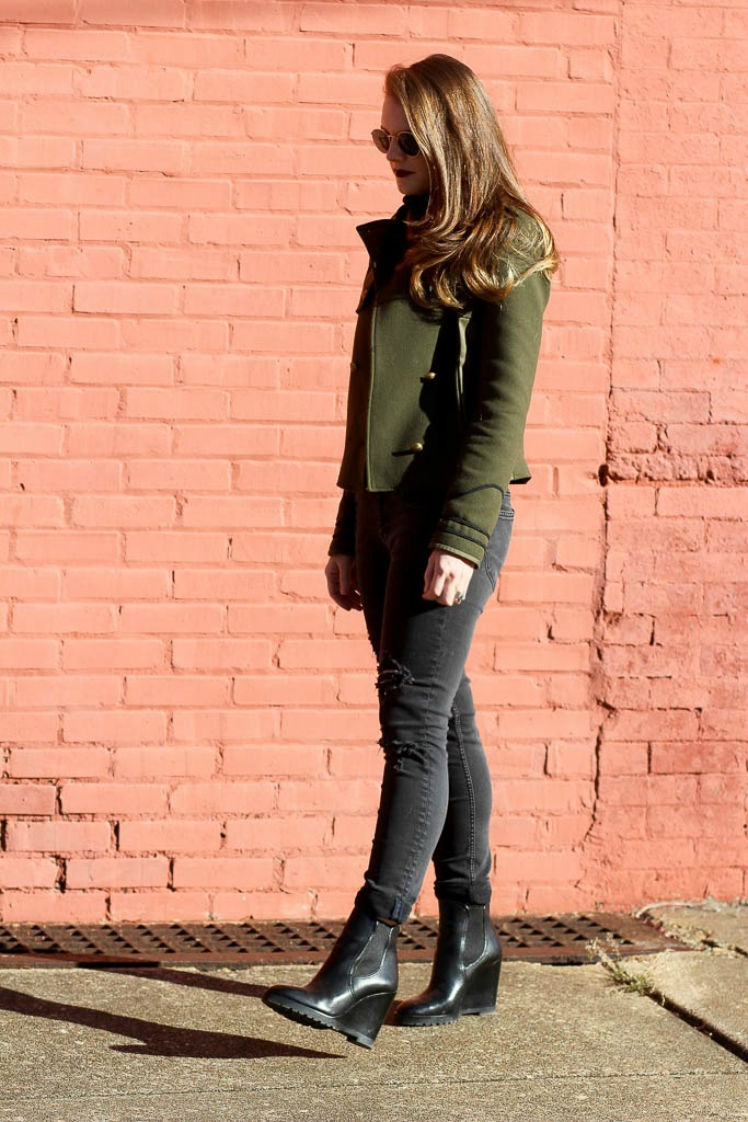 Simple fall outfits- jackets