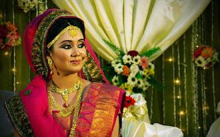 Farhana Mili Marriage / Wedding Photo