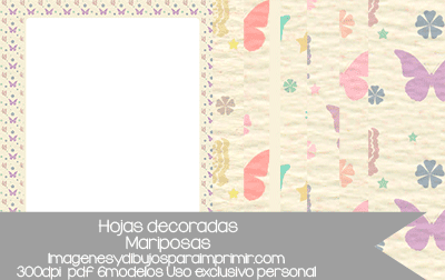 Crear Plantillas De Papel Decorativo