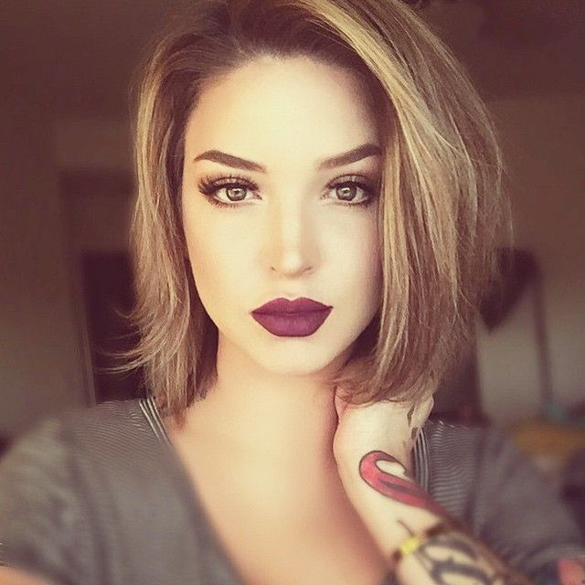 Bob Hairstyles In Ombre Shades The Haircut Web