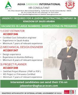 contracting Company in Kingdom of Saudi Arabia text image
