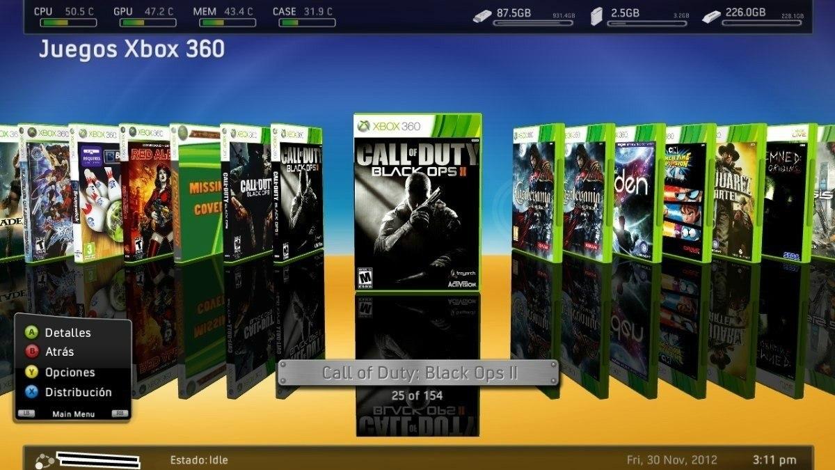Juegos Rgh Xbox360 Que Es El Rgh