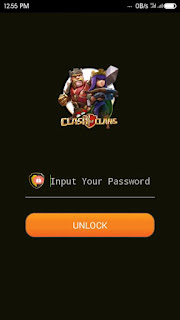 Download BBM Mod clash of clan Base Versi 213026 Terbaru