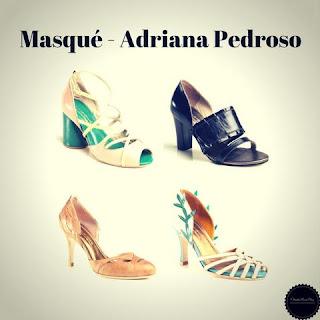 Sapatos e Sandálias da Masqué - Marcas de Sapatos Femininos