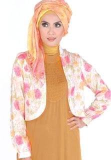 contoh model baju lebaran 2013