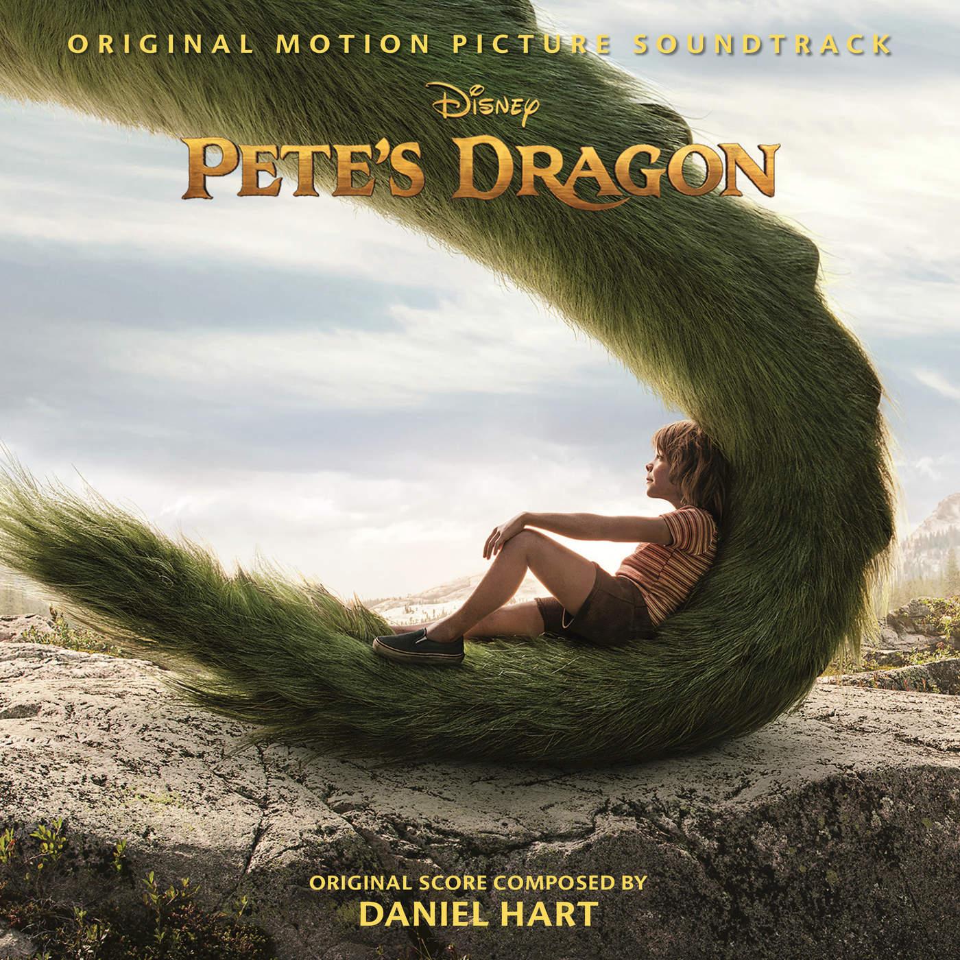 Various Artists - Pete's Dragon (Original Motion Picture Soundtrack) Cover