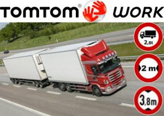 Software Download: TomTom Maps of Europe TRUCK v875 3649 Software