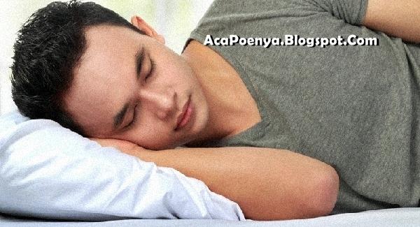 Posisi Tidur Yang Baik Dan Benar