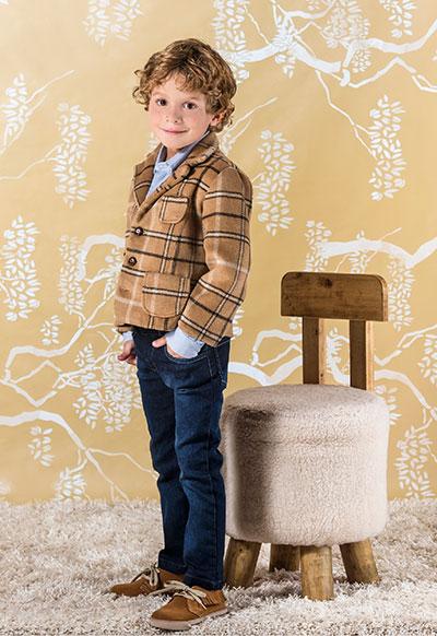 Moda otoño invierno 2017 ropa para niños. Moda invierno 2017.