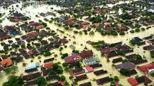 Banjir Terus Menerus di Indonesia