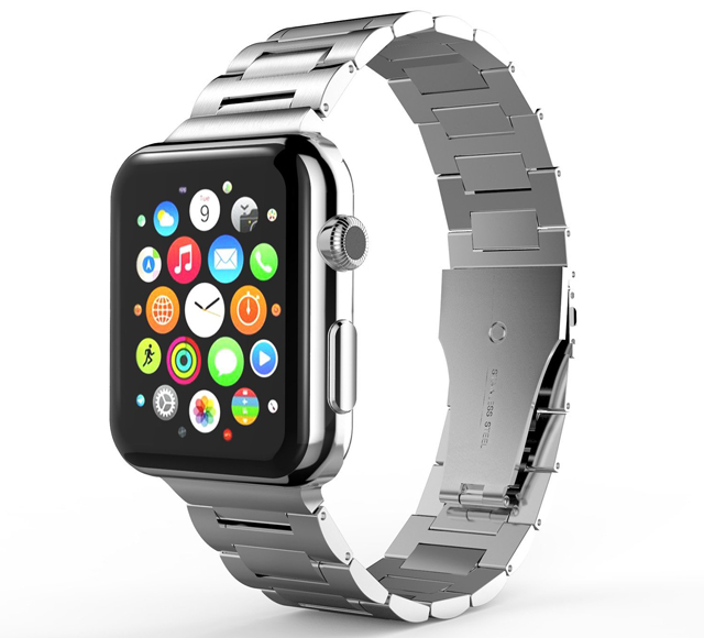 mejores-correas-acero-apple-watch-3 The Best Metal Belts for your Apple Watch Technology