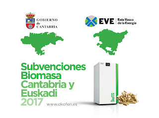 subvenciones biomasa cantabria y euskadi 2017