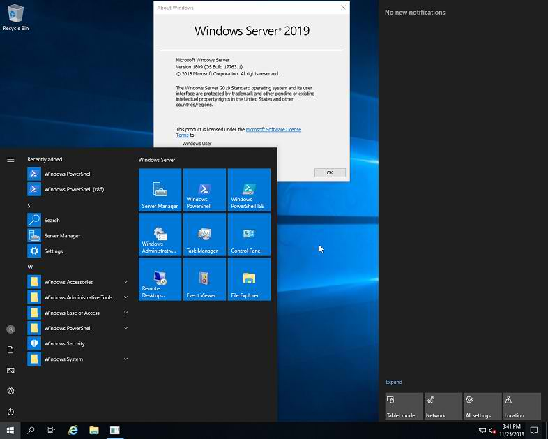 Windows Server 2019 Free Download