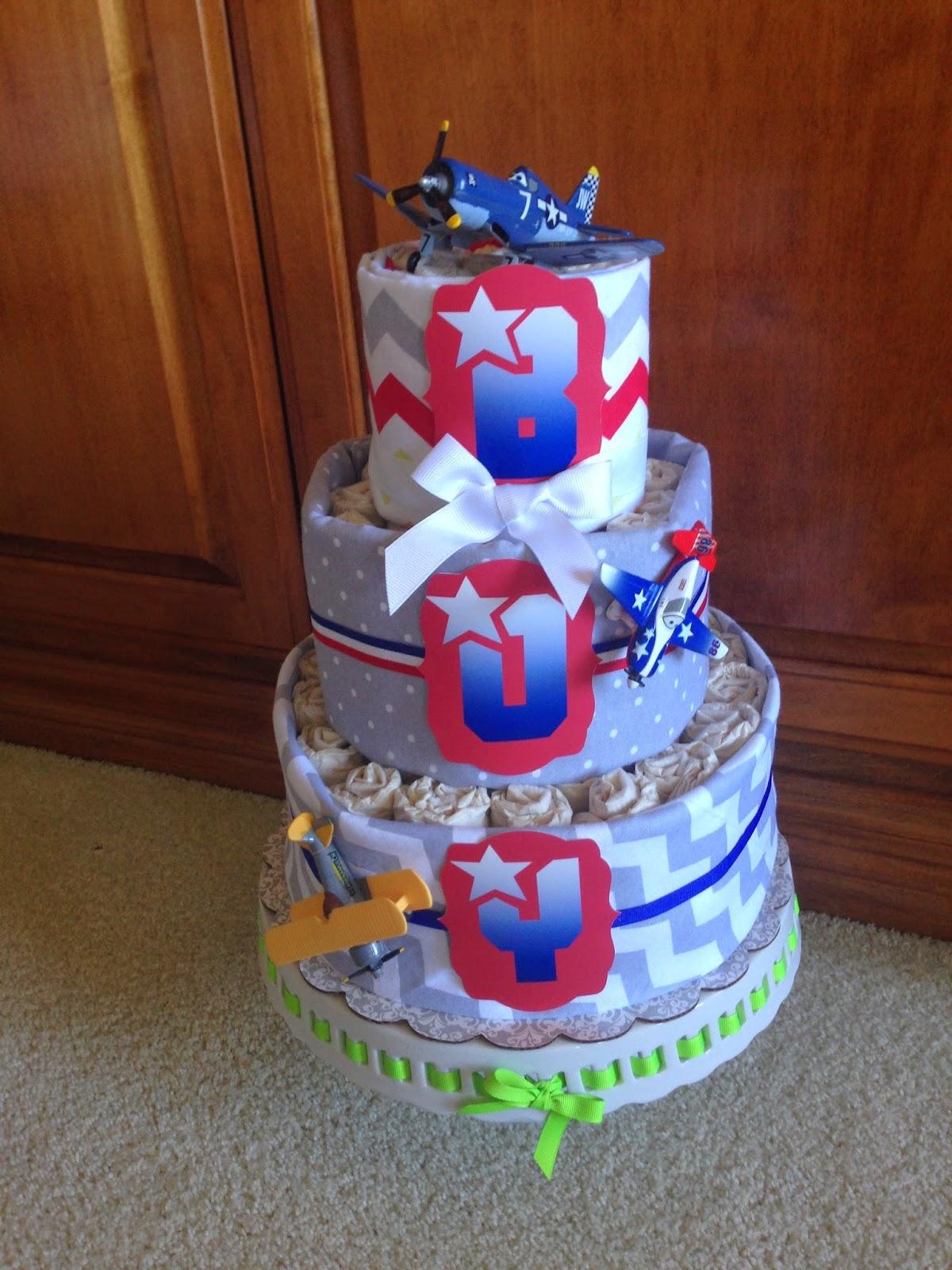 Top Kaylynn Cakes: Diaper Cakes PB63