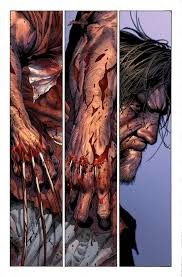 Death of Wolverine interior art