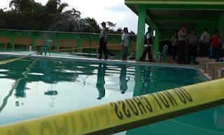Polisi Selidiki kasus Tewasnya Rico Di Kolam