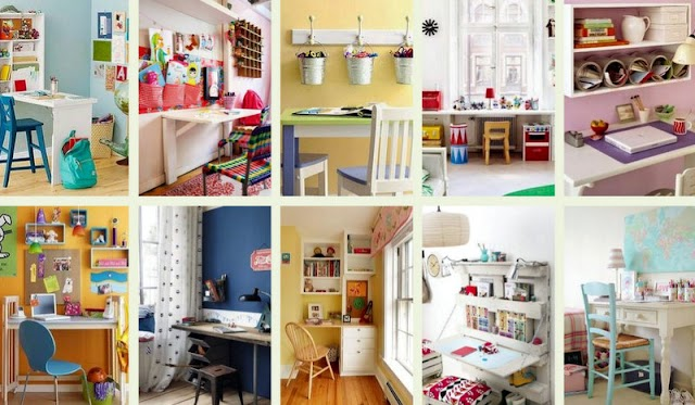 70+ Iδέες για Παιδικά Γραφεία