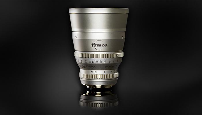 Объектив FZeros 25mm f/0.95