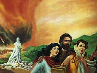 Menoleh Ke Belakang (Ester 2:9; 4:1-17; 5:1-8)