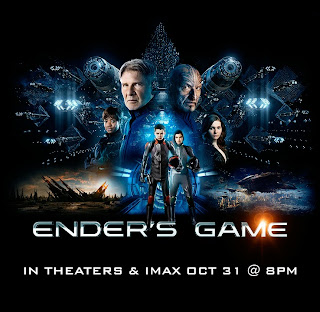 Ender's Game graphic