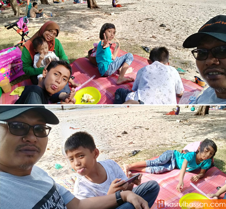 Perkelahan di Pantai Bersih, Pulau Pinang