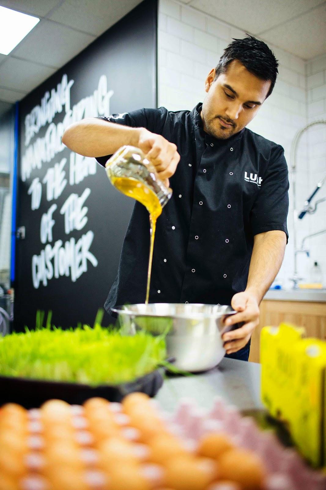 NaseekaB. All things beauty. : LUSH Kitchen