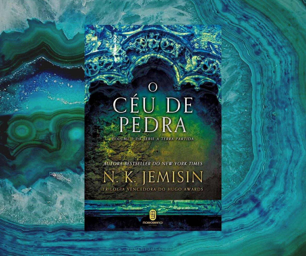 Resenha: O Céu de Pedra, de N.K. Jemisin