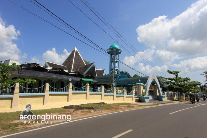 masjid al ihram tanjungpandan belitung
