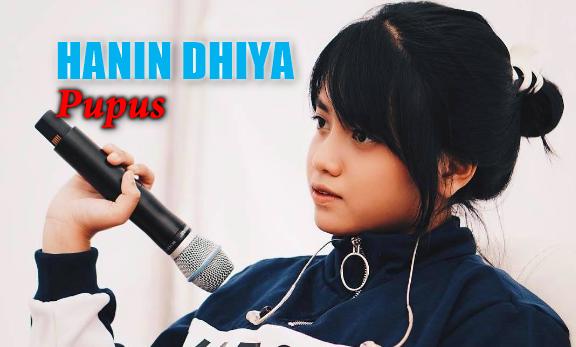 Hanin Dhiya, Lagu Pop, Lagu Cover, 2018, Download Lagu Hanin Dhiya Pupus Mp3 (4,33MB) Single Terbaru 2018