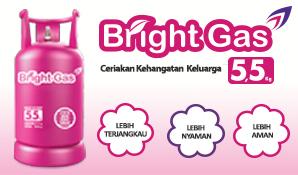 Bright Gas 5,5Kg
