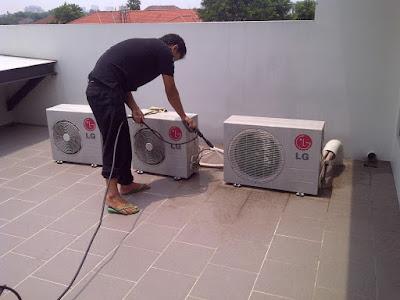 Tukang Service AC di Jakarta Utara JABODETABEK 24 Jam
