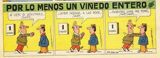 TBO Almanaque Humorístico 1981