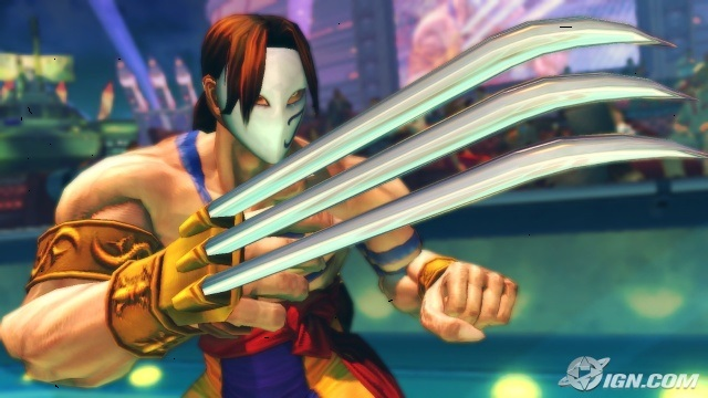 Street Fighter IV setup download