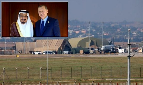 Gempur Islamic State (IS), Saudi Mulai Kirim Jet Tempur ke Turki