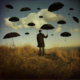 Superstiții  umbrelă