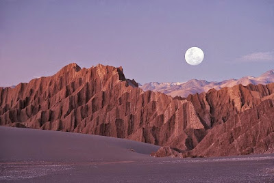 Valley of the Moon, North of Chile