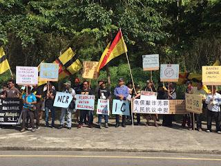 Perhimpunan Aman Hormat Rakyat Sarawak