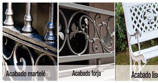 Marzua pintura para hierro - Mejor pintura para hierro exterior ...