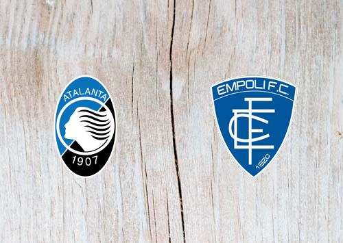 Atalanta vs Empoli - Highlights 15 April 2019