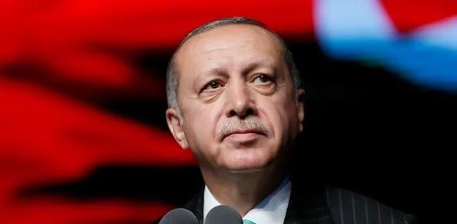 Erdogan: Turki Siap Kerahkan Segala Daya untuk Bantu Gempa Palu