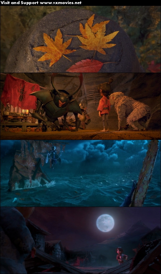 Kubo And The Two Strings 2016 Dual Audio ORG Hindi 720p BluRay