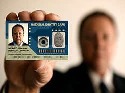 Many people receive got seen the thought of identification  Identification Cards