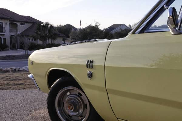 1968 Dodge Gts For Sale Buy American Muscle Car