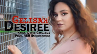 Lirik Lagu Gelisah - Desiree (Dangdut R&B America)