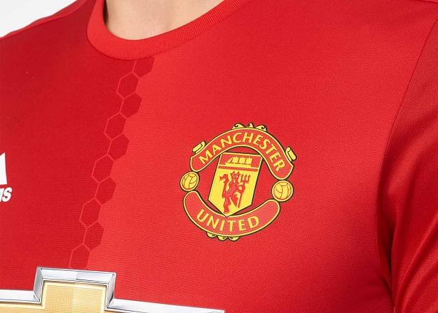 e993861f48 Adidas lança nova camisa titular do Manchester United - Show de Camisas